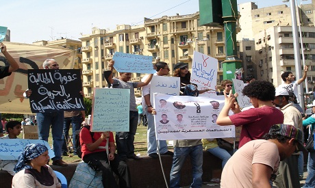 No For military trials campaign in Tahrir