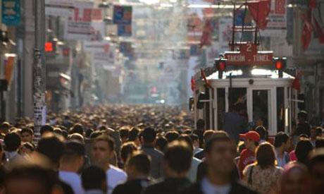 Istanbul street scene