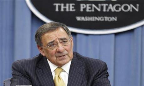 US Defense Secretary Leon Panetta