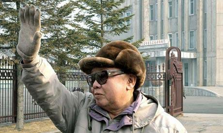 North Korean leader, Kim Jong-il