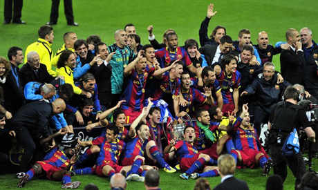 Barcelona To Play AC Milan In Champions League