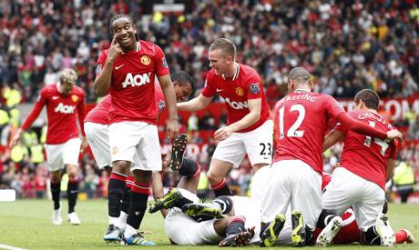 Rooney Hits Three As Man Utd Hammer Arsenal 8 2 World Sports Ahram Online