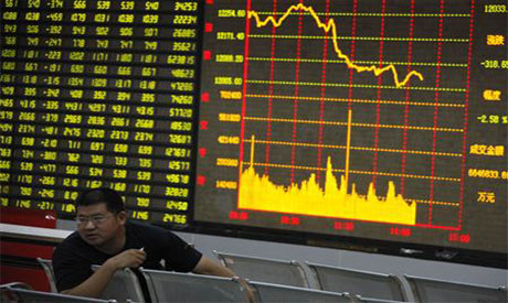 Global stocks fall