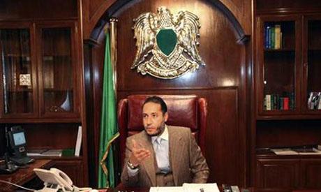 Saadi Qaddafi