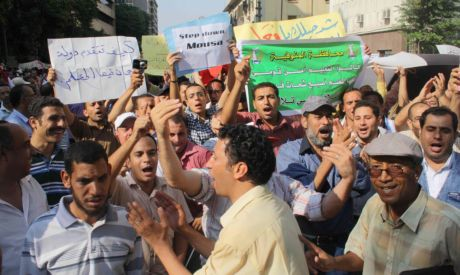 Teachers demand the resignation of the Minister of Education Ahmed Mousa for failing to fulfill his