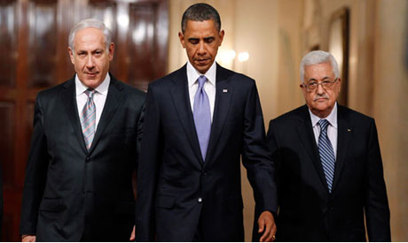 Obama, Netanyahu, and Ababs