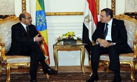 Sharaf & Zenawi