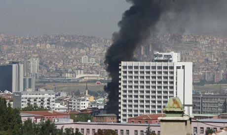 Ankara attacks