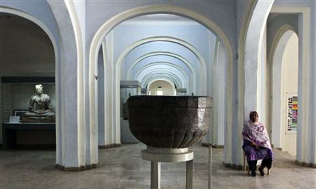 Kabul National Museum - photo: Reuters