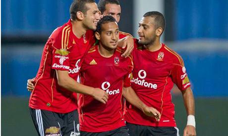 Ahly 4-0 Kima Aswan