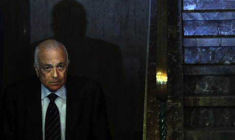 Arab League Secretary General Nabil El-Arabi