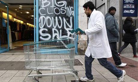 Recession scenes