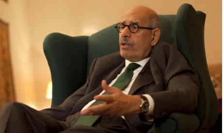 Mohamed Baradei