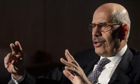 ElBaradei will not form a political party, says his office (Photo by: Reuters)