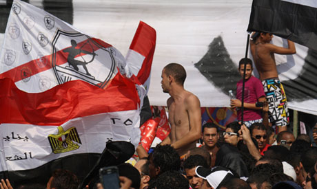 Egypt's Ultras (Photo: Mai Shaheen)