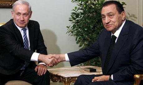 Mubarak & Netanyahu
