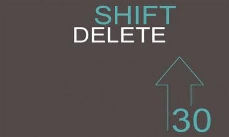 Shift Delete 30