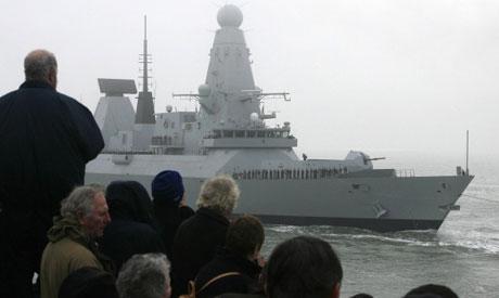 Britain Navy