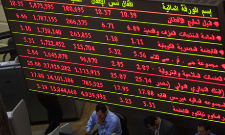 Fake call for Egypt army in Syria drives stocks down 3pct
