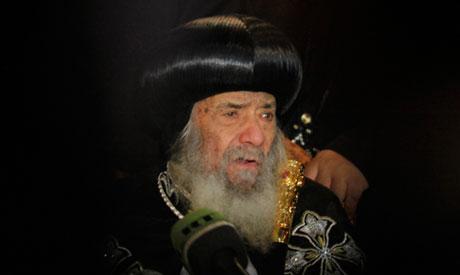 Late Pope Shenouda III