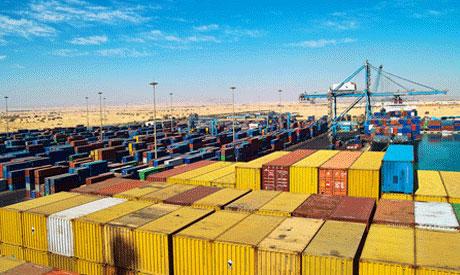 Ain Sokhna port