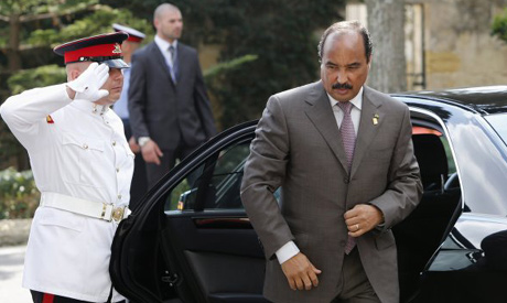 Mauritanian President