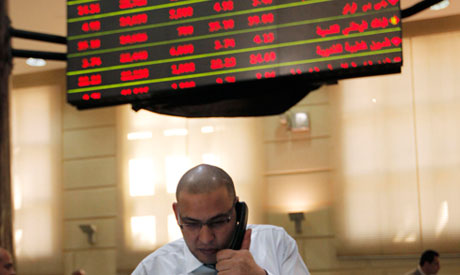 Egypt stocks end the week down 0.1pct as investors watch coming protests