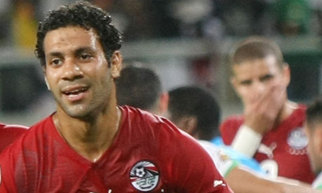 Hosny Abd Rabo Of Egypt