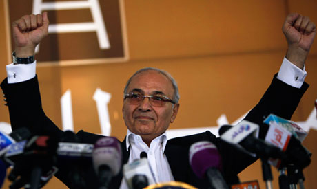 Shafiq's lawyers ask for presidential election re-run