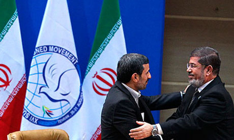 Iran seeks business facilities from Egypt