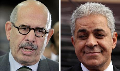 ElBaradei, Sabbahi