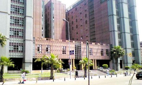 Kasr El-Aini hospital (Photo: AL-Ahram)