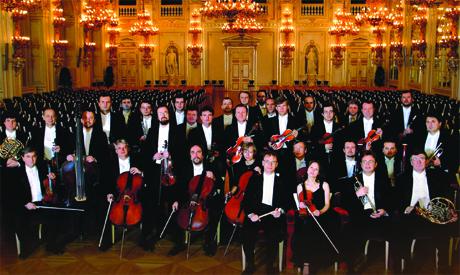 Prague Chamber Orchestra, photo courtesy: Cairo Opera House