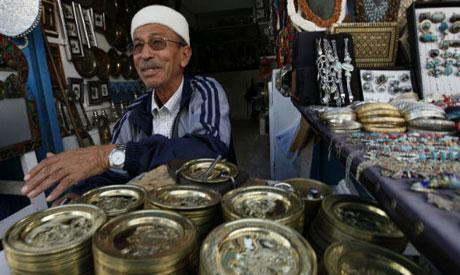 Tunisian vendor