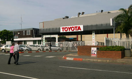 Toyota strike