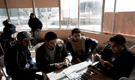 Egypt cafe