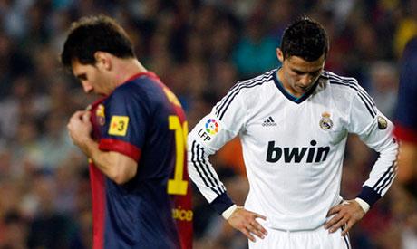 Ronaldo, Messi
