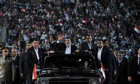Views divided on Morsi