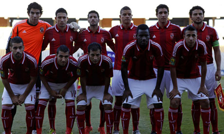 Ekrami and Trieka join Ahly