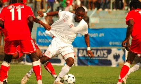 Zambia champions Zanco
