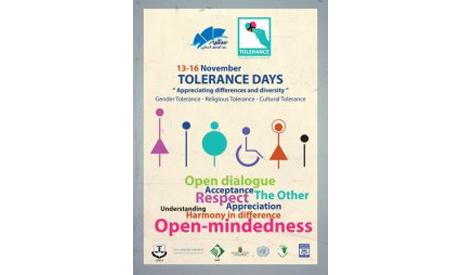 Tolerance Days