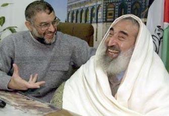 Abdel Aziz Elrantissi and Shick Ahmed Yassen
