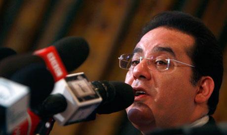 Ayman Nour