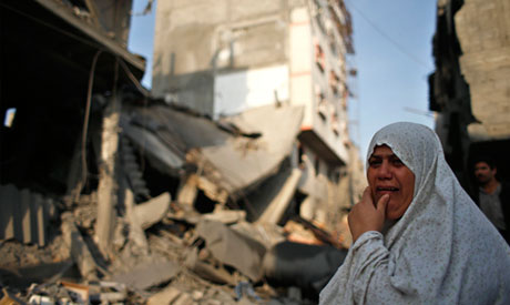 Palestinian death toll in Gaza reaches 100: Health Ministry