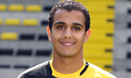 Lierse's El-Gabbas worried over Egyptian football future