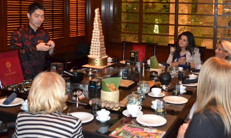 Tea day at Fairmont Towers, Heliopolis