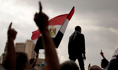 Dozens in Tahrir sit-in following Friday