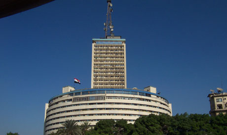 Egyptian state TV channels abruptly cease transmission