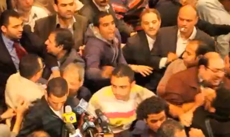 Egypt journalists blast Morsi declaration