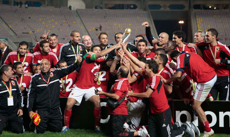 Ahly announce squad for FIFA Club World Cup Japan